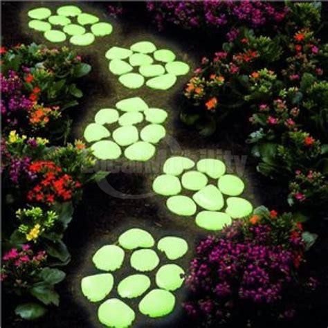 Glow Rocks Garden Sensory Garden Glow Stones 40 Pack Sensory Garden