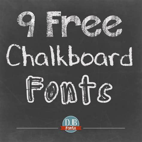 dafont chalk chalkboard fonts darcy baldwin fonts