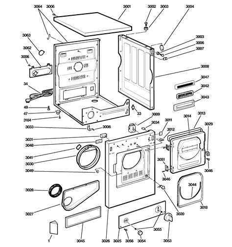hotpoint dryer wiring diagram on hotpoint wirning