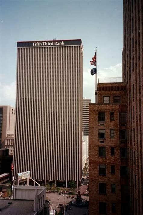 fifth third bank cincinnati panoramio photo of fifth third bank bldg