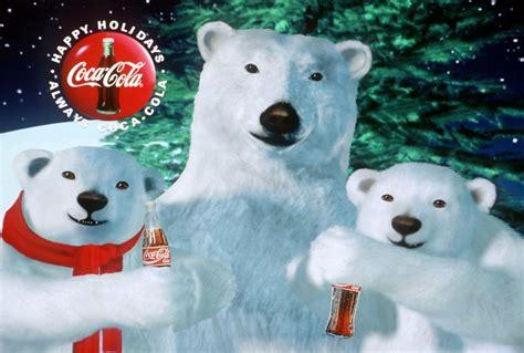 Polar Bear Coke Meme - coca cola christmas polar bears www pixshark com