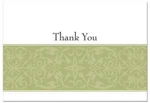 swirl thank you cards envelopes 50 sets desktopsupplies