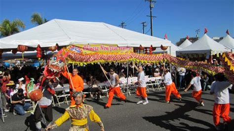 new year parade monterey park new year festival in monterey park various