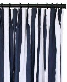 White And Navy Striped Curtains Pin By Elizabeth Murov On Master Bedroom Ideas