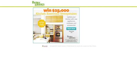 Bhg 25000 Sweepstakes - better homes and gardens cookware specs price release date redesign