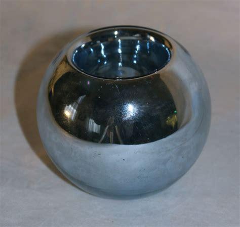 mercury glass l base deco mercury glass vase decosurf n ruby