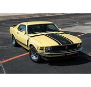 Low Mileage 70 Boss 302 Mustang Is On The Move