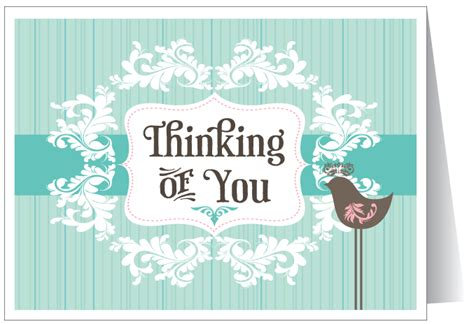 Thinking Of You Gift Card - thinking of you cards ministry greetings christian cards church postcards visitor