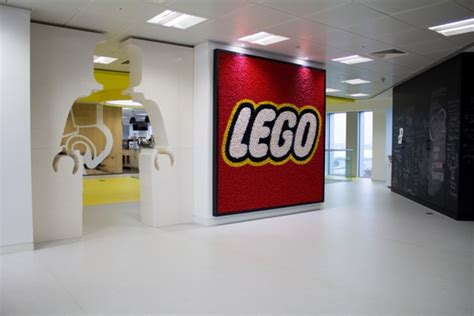 lego office new office supports lego strategy to reach