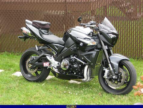 Suzuki B King Sportbike Rider Picture Website