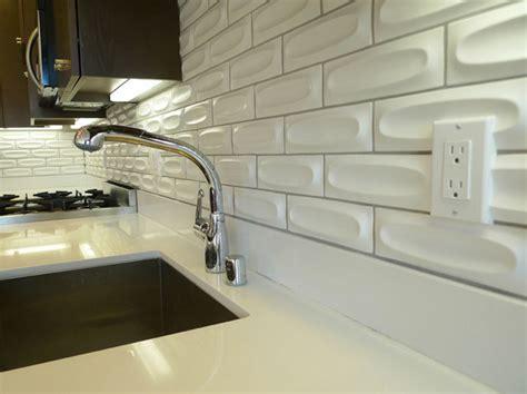 Heath Ceramic backsplash: close up of outlet
