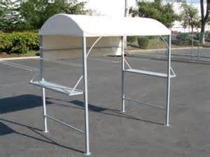 Grill Gazebo Canopy Shelter Cover by Grill Gazebo Canopy Shelter Cover Party Outdoor Tent Park