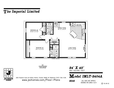 imlt 46412b mobile home floor plan ocala custom homes imlt 3404a mobile home floor plan ocala custom homes