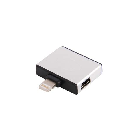 adaptateur lightning vers iphone 30 broches mini usb et micro usb iphony