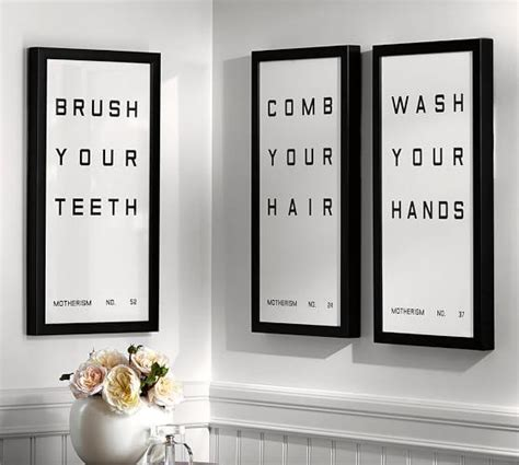 Black And White Prints For Bathroom by Bathroom Sign Prints In Black And White
