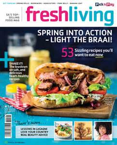 fresh living fresh living september 2014 new look and afrikaans