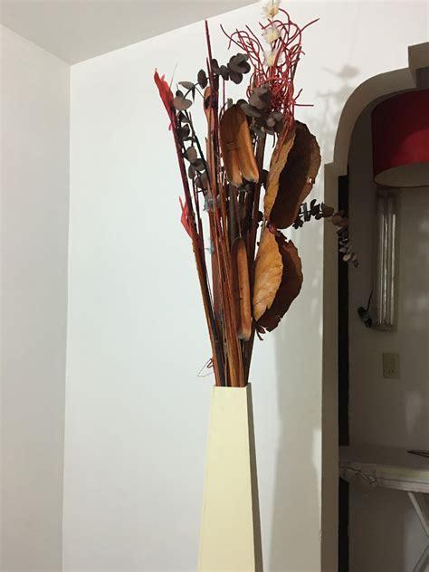 floreros en madera floreros de madera con naturaleza muerta 500 00 en