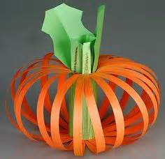 Pumpkin Construction Paper Crafts - 14 diy paper pumpkin craft ideas guide patterns