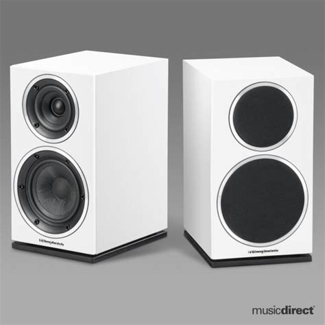 wharfedale 220 bookshelf speakers white pair