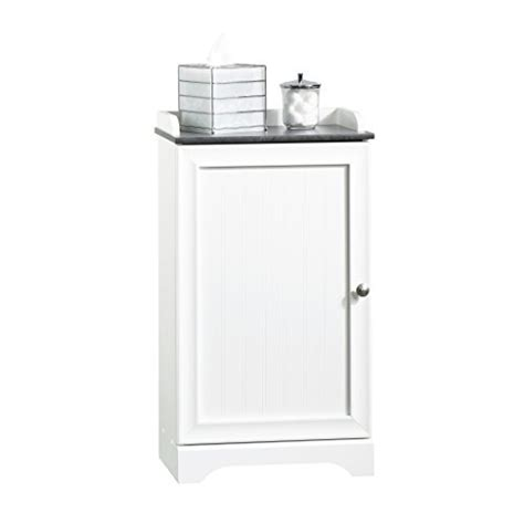 sauder caraway floor cabinet sauder caraway floor cabinet in soft white import it all