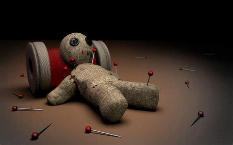 black doll voodoo voodoo doll