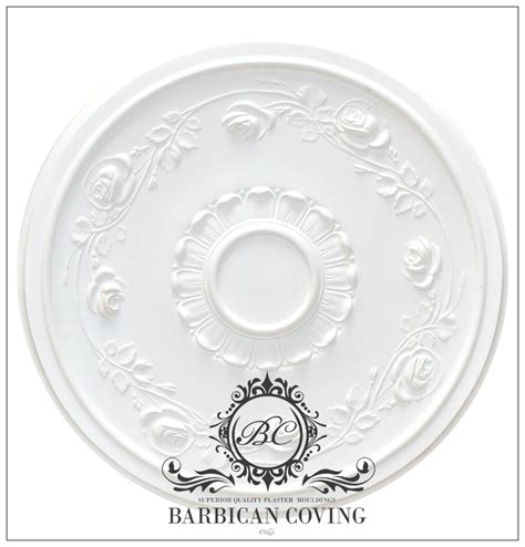 Ceiling Roses Uk by The Juliet Plaster Ceiling 620mm