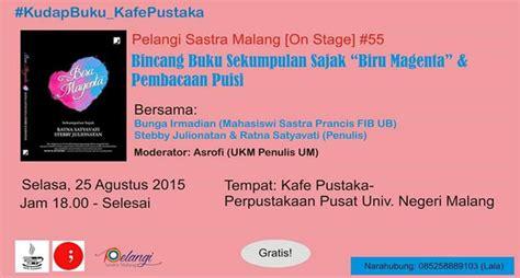Buku Novel Benang Merah indonesia sastra biru11