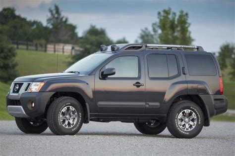 rugged suv 2015 2015 nissan xterra new car review autotrader