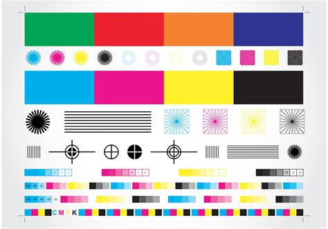 cmyk color chart cmyk chart free vector stock graphics images