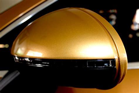 Autofolierung Gold by Folierung Spiegel In Gold