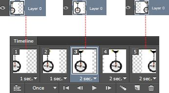 Open Desk Cc Create Frame Animations In Photoshop