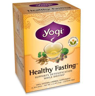 What Does Yogi Detox Tea Do by 17 Best Ideas About Water Fasting On