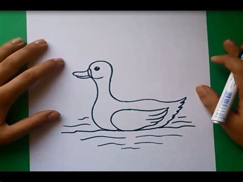 dibujos para colorear de patos como dibujar un pato paso a paso 2 how to draw a duck 2