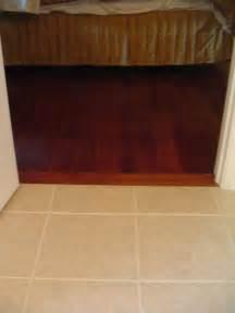 hardwood floor transition between rooms quotes