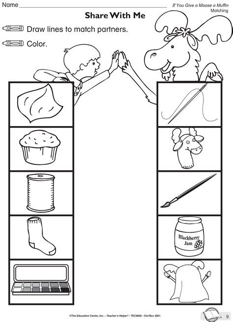 If You Give A Moose A Muffin Coloring Pages Az Coloring If You Give A Pig A Coloring Page
