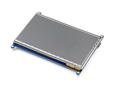 Lcd Touchscreen external dimension