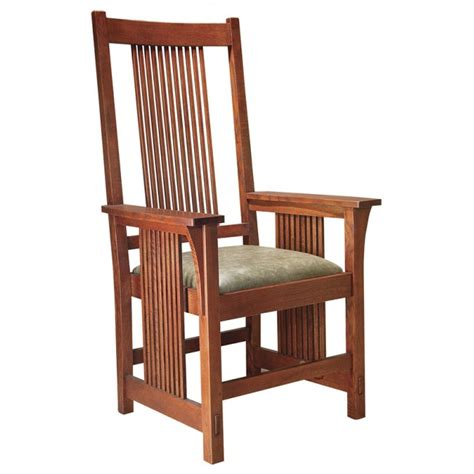 Spindle Arm Chair by Spindle Arm Chair