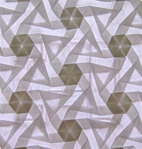 Origami Tessellations Awe Inspiring Geometric Designs - tessellation origami 171 embroidery origami