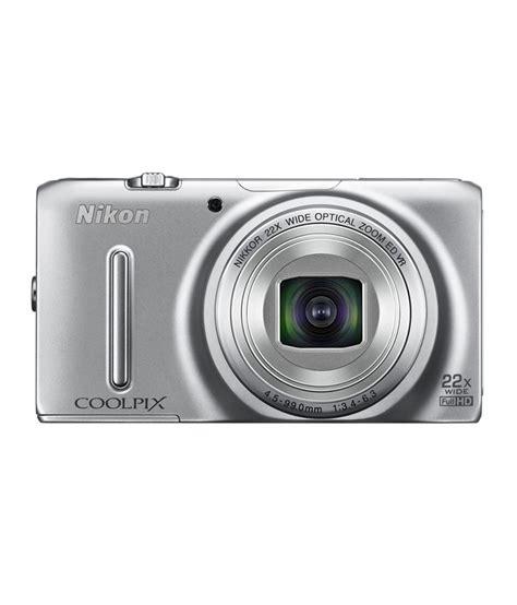 Kamera Digital Murahnikon Coolpix S9500 nikon coolpix s9500 18mp digital silver price in