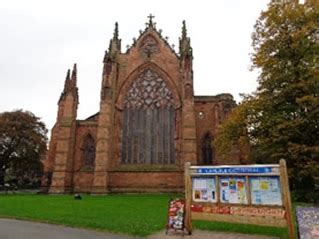 carlisle cathedral dinosaur on the floor the bishop and the dinosaur answers in genesis