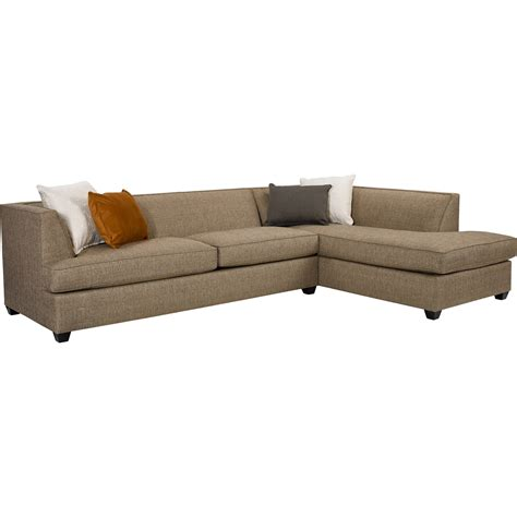 Broyhill Furniture Farida 2 Sectional Sofa With Raf