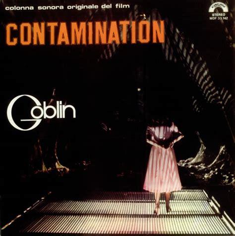 goblin film soundtrack contamination light in the attic records