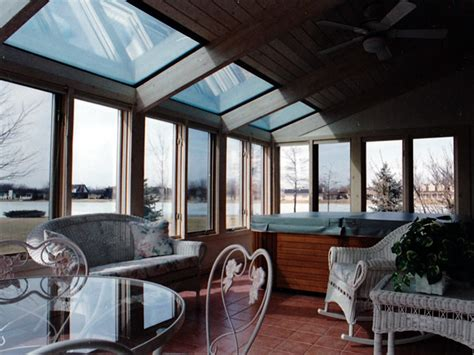 seasons sunrooms  northwest indiana spa