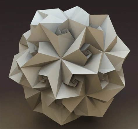Origami Geometric Figures - the world s catalog of ideas