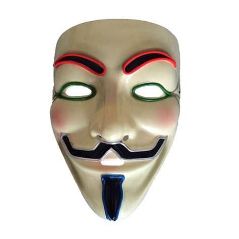 anonymous masker led beste prijs en snelle levering