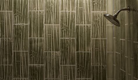 Small Kitchen Backsplash Ideas Pictures shower tile ideas bamboo forest tile from living walls tile