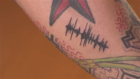 tattoo removal new technology new technology makes tattoos talk