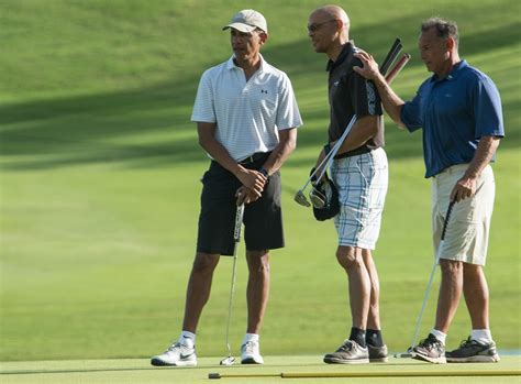 obama hawaii barack obama photos photos us president barack obama plays golf in hawaii zimbio
