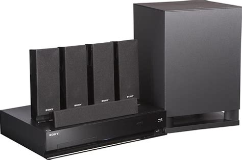sony 1000w 5 1 ch 3d wi fi built in home theater