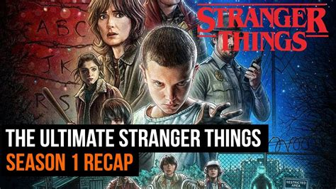 bioskopkeren stranger things season 1 stranger things season 1 mojarcinema